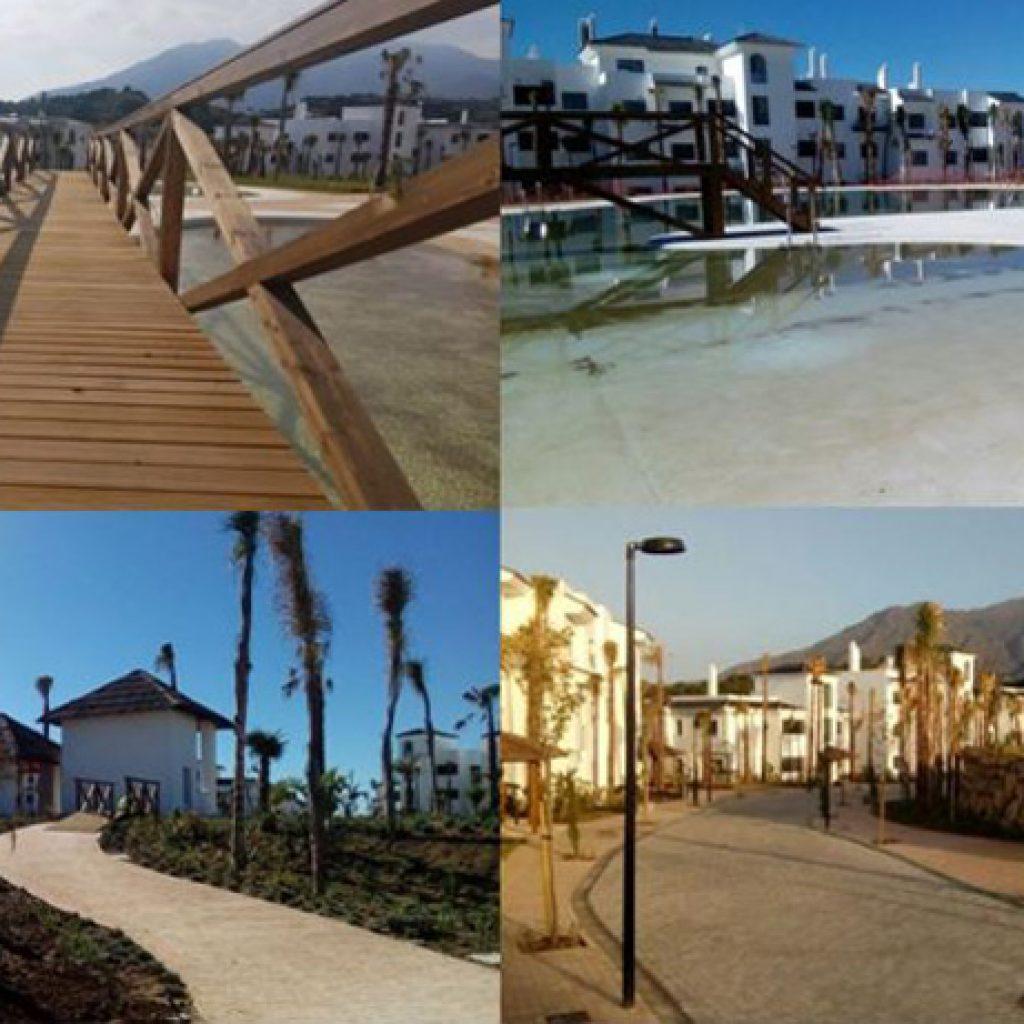 Urbanización Altos de Estepona