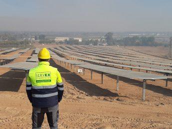 Planta solar fotovoltaico Augusto 50 Mw