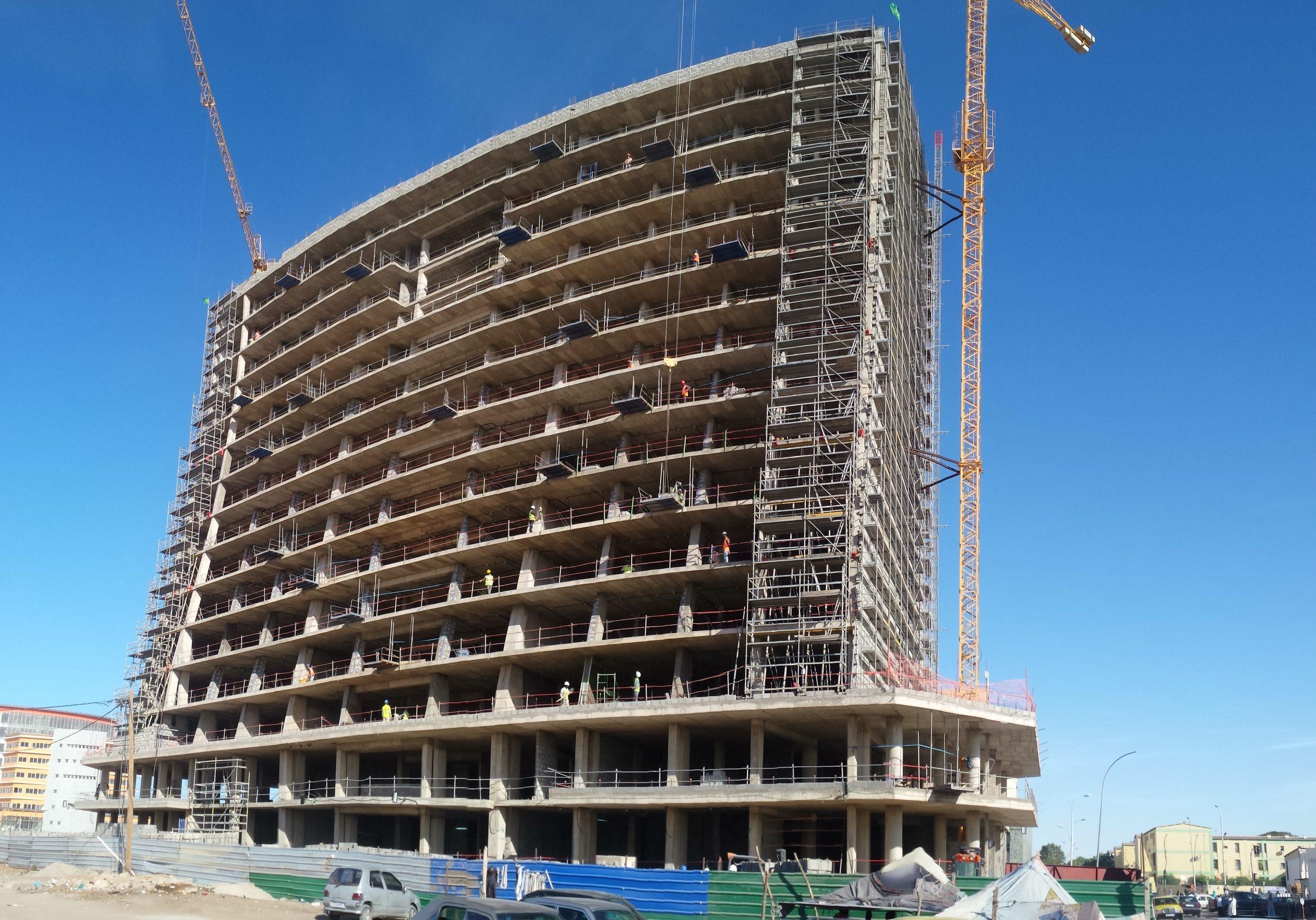 Edificio de R+15 Nouakchott